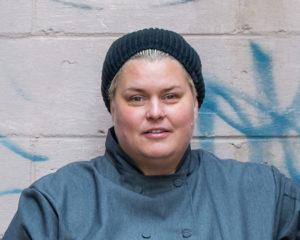 Chef Jane Crawford