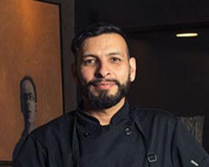 Chef Miguel Cervantes