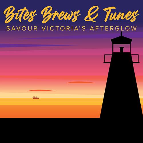 Bites, Brews, and Tunes – Savour Victoria's Afterglow