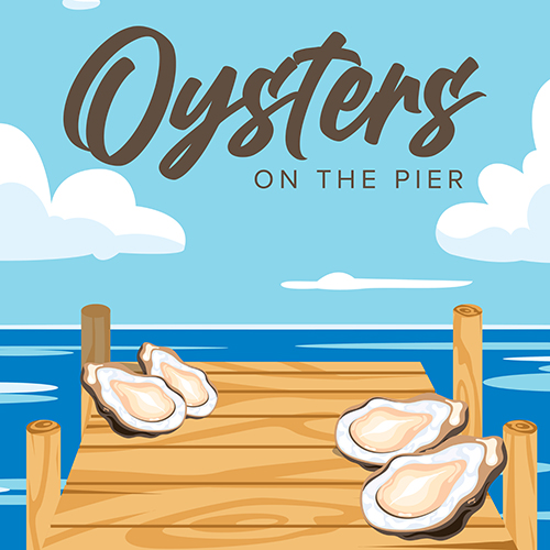 Oysters On The Pier