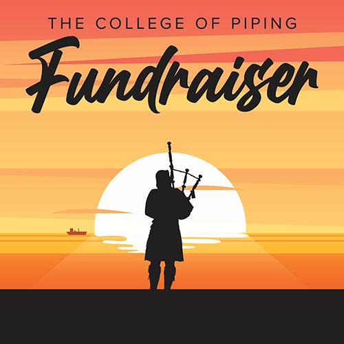 Le College of Piping organise une collecte de fonds pour une dégustation de scotch et un cocktail